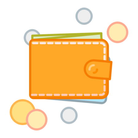 image porte-monnaie